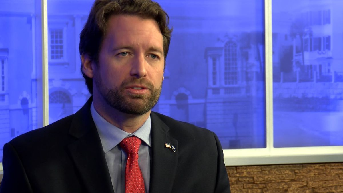 Joe Cunningham is asking for his first paycheck to be withheld.