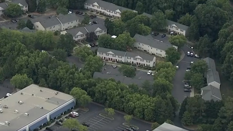 The sheriff's office says the deputy was at the River Birch Apartments in Raleigh, N.C. when...