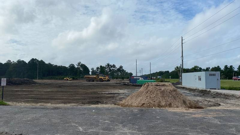 The shopping center is coming to a vacant 9-acre site right before U.S. Highway 52 and Cypress...