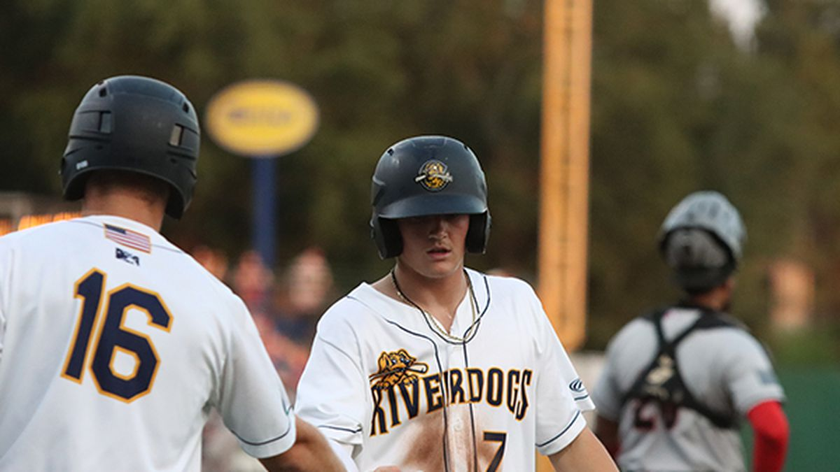 The Charleston RiverDogs were shut out 1-0 by the Augusta GreenJackets as the team's six-game...