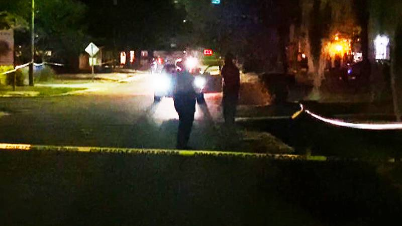 The first shooting happened at a home on Elsey Drive on Friday night and injured a 19-year-old...