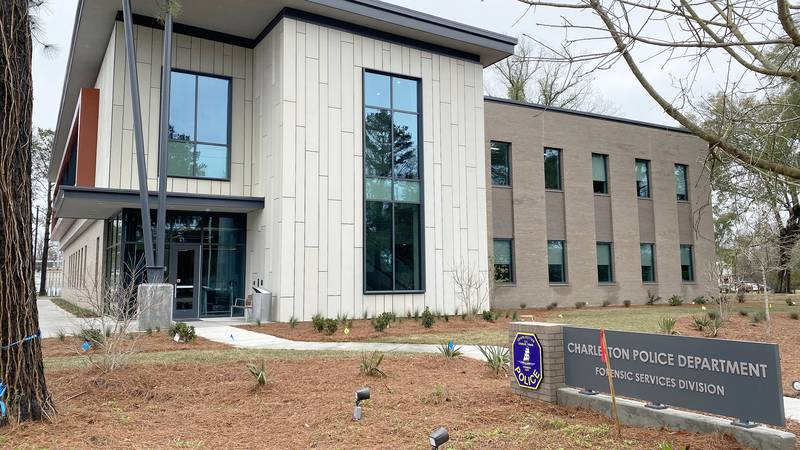 The Charleston Police Department has a new $12.4 million facility in West Ashley dedicated to...