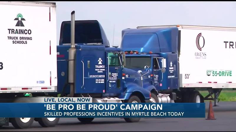 The South Carolina Trucking Association wants people to know truckers are essential workers.
