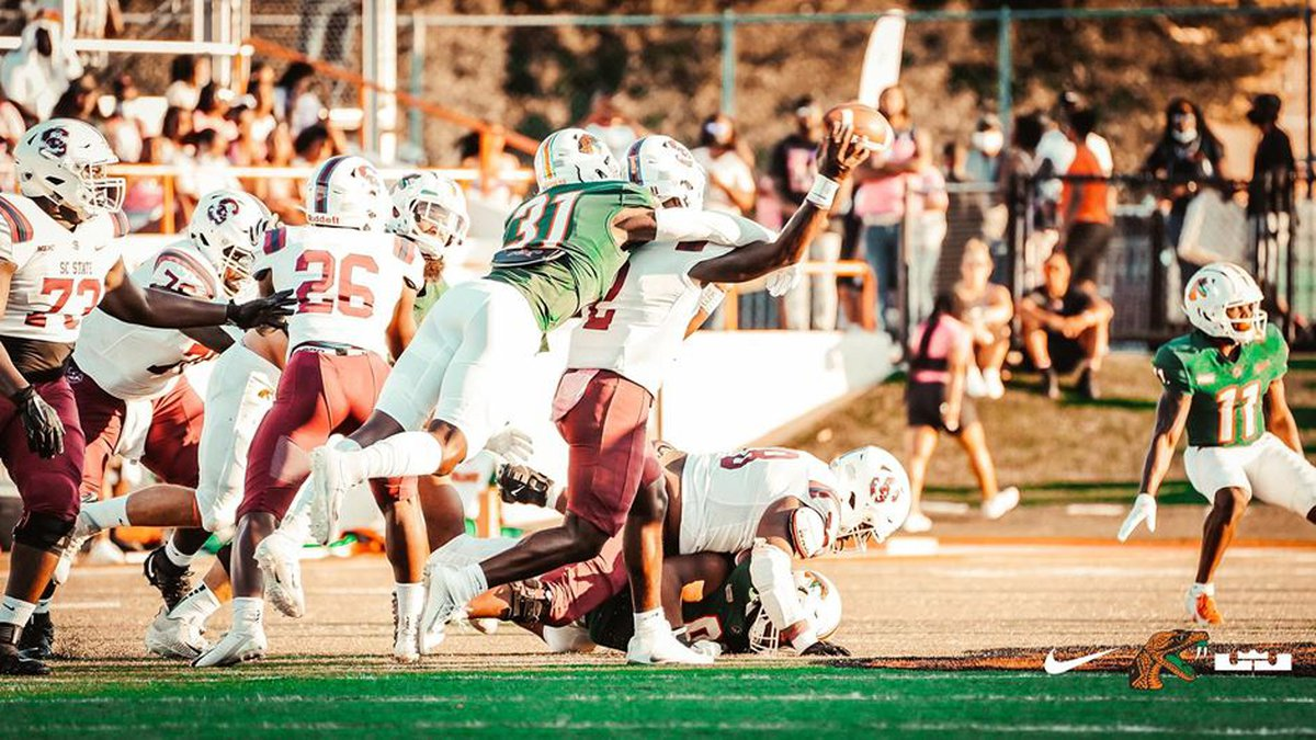 South Carolina State dropped to 1-4 on Saturday with a loss to Florida A&M