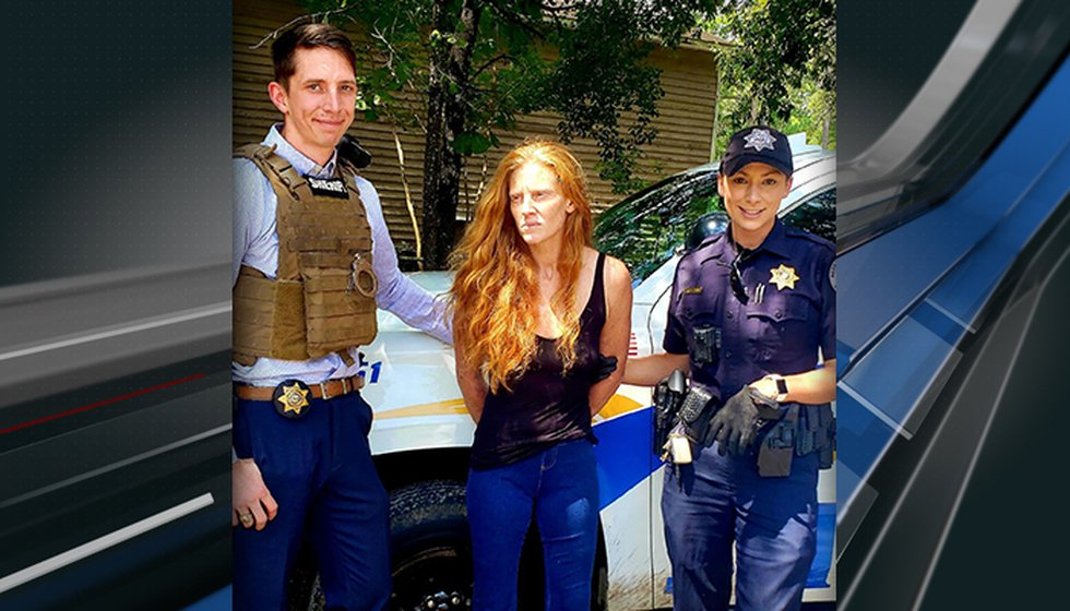 The Berkeley County Sheriff's Office arrested Jenny Hutson. Hutson had multiple warrants out...
