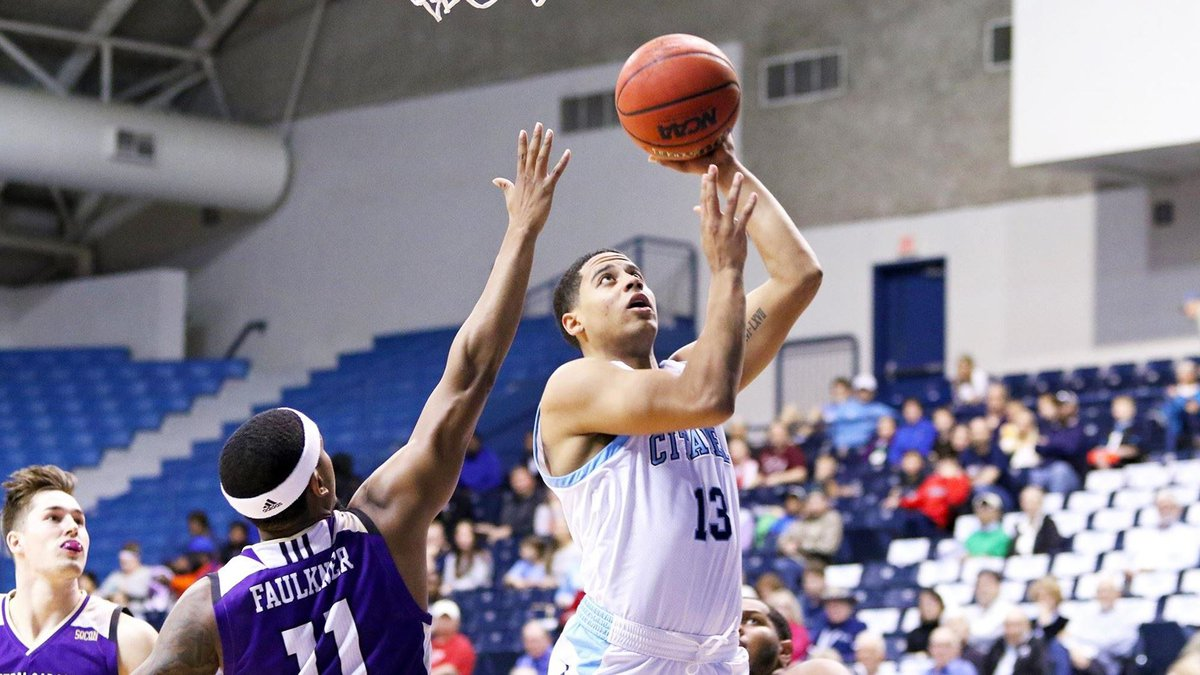The Citadel basketball team fell in the closing seconds to Western Carolina Saturday to drop to...