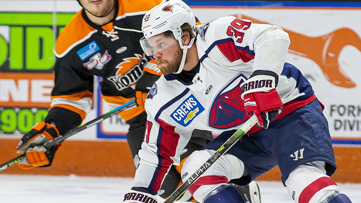 The Stingrays dropped game 3 of the Kelly Cup finals in Ft. Wayne on Wednesday, 6-4