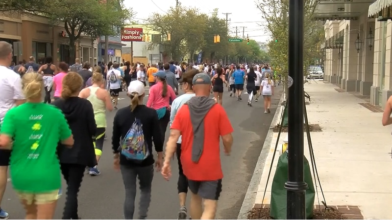 Organizers say runners can still register through their Individual Virtual Registration and...