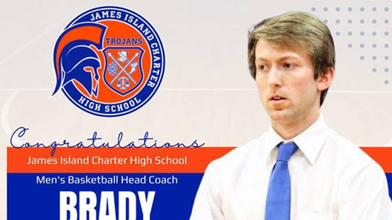 James Island alum Brady Schuck was named the schools new boys head basketball coach on Tuesday