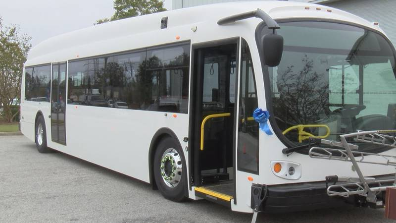 While CARTA is identifying where to put the charging stations for the battery-powered buses,...
