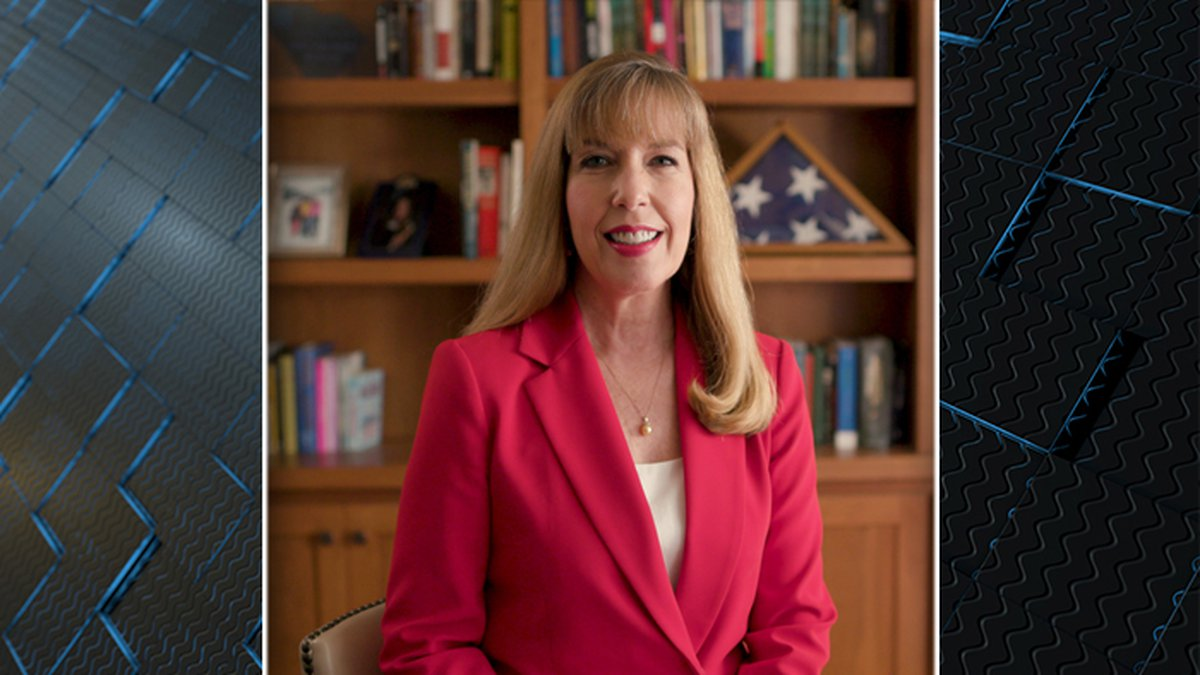 Kathy Landers is looking to take the first congressional seat in 2020