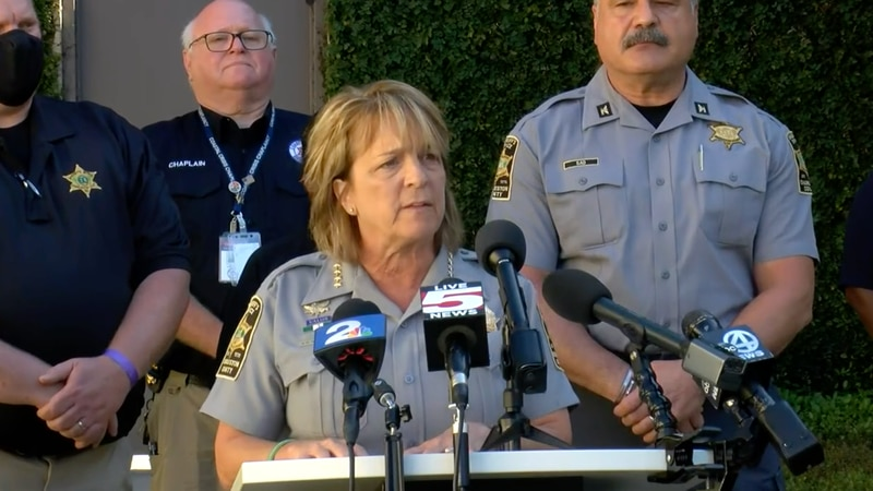 Charleston County Sheriff Kristin Graziano outlined changes she has made during her first six...