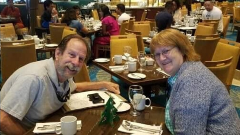 Bruce and Susie Campbell are stuck at a hospital in the Bahamas after Bruce suffered a stroke...