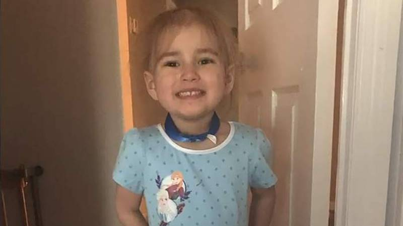 Zach Volousky's 4-year-old daughter, Eliza Cate, was diagnosed with Leukemia on Jan. 7.