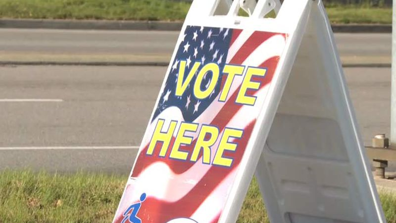 Polls are open from 7 a.m. to 7 p.m. Tuesday for the statewide primary.