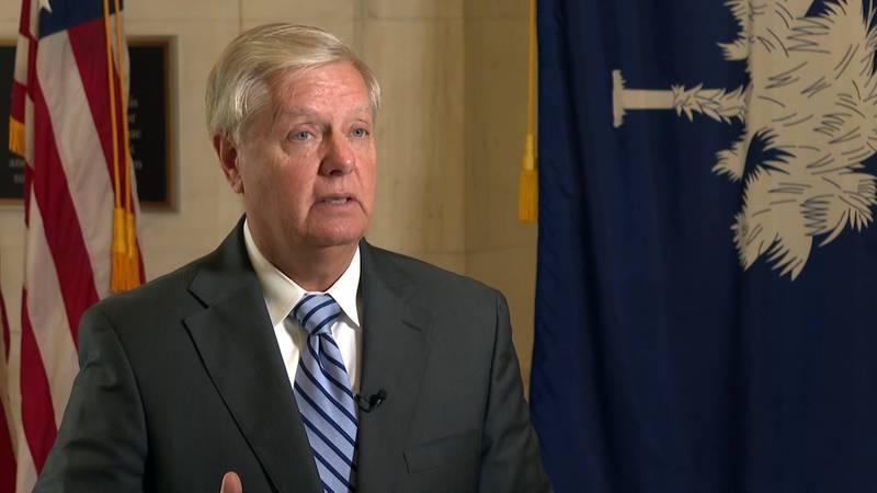 Sen. Lindsey Graham is set to visit Arizona on Monday to talk with U.S. Customs and Border...
