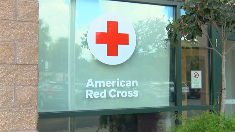 The American Red Cross is looking for blood donors (Source: Live 5)