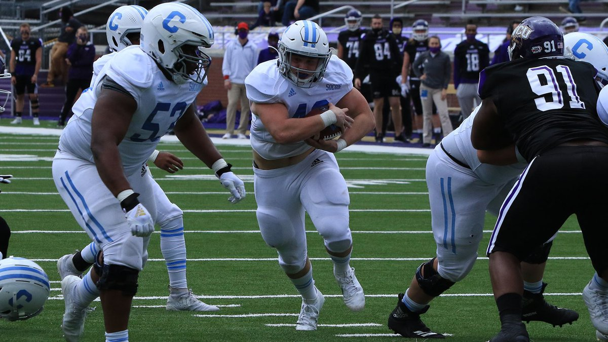 The Citadel lost their 9th game in a row falling at Western Carolina on Saturday