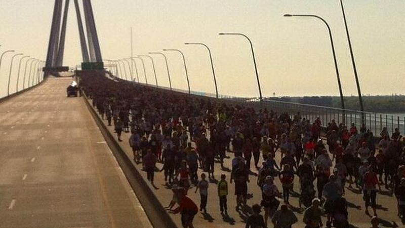 The Bridge Run is scheduled for April 7. (Source: Live 5)