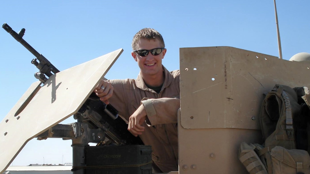 LCPL Nathan Ross Elrod was killed in combat in 2006 in Iraq.