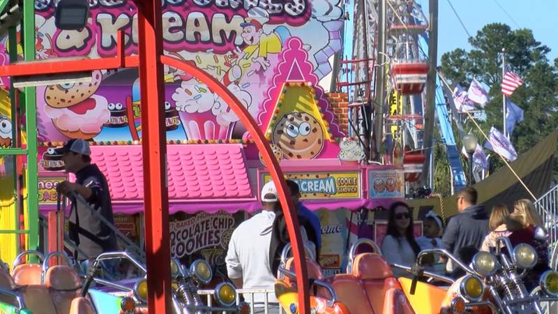 Scammers are starting sell counterfeit tickets for the Coastal Carolina Fair, according to fair...