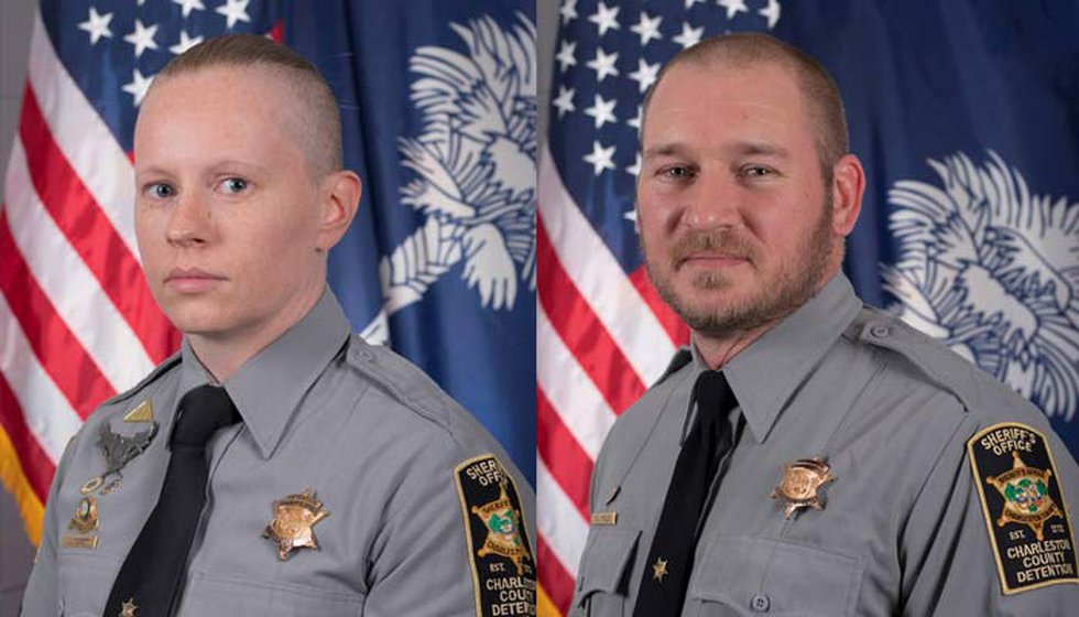 Charleston County Sheriff Kristin Graziano announced in May that Detention Sgt. Lindsay...